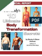 Transformation Tips e Bk