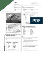 Pasado Simple - Guia de Estudio Ingles