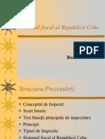 Sistemul Fiscal in Repceha