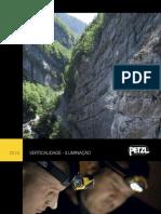 Petzl Catalog Pro 2013 PT