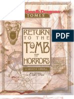 Aventura - Greyhawk - Return to the Tomb of Horrors