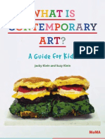What is Contemporary Art - A Guide for Kids