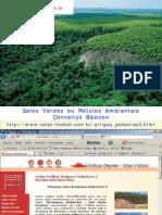Selos Verdes Ou Rotulos Ambientais - Conceitos Basicos