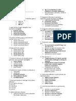 Test Radiologie 1 - Corectat