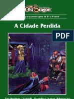 Aventura HD10_A Cidade Perdida