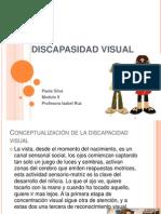Discapasidad Visual
