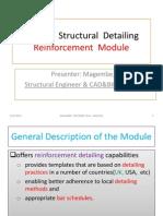 Training Reinforcement Module