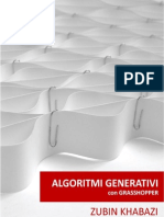AlgoritmiGenerativi