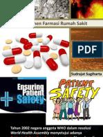 Manajemen Farmasi Rumah Sakit