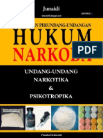 eBook Uu Narkotika Psikotropika by Junaidi