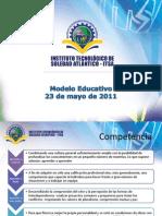 Modelo Educativo Explicacion
