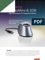 BioMini Brochure