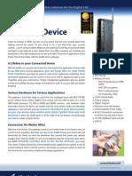 GatewayDvc_SG400_Datasheet