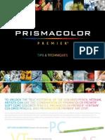 Prismacolor Premier Colored Pencil Brochure