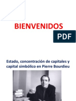 Estado, concentración de capitales y capital simbólico