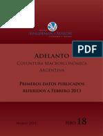Adelanto-Informe-de-Coyuntura-Macroeconomica-N°-18-Marzo 2013