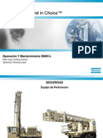 Operación y Mantenimiento DM45