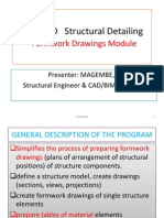 Training _ Formwok Drawings Module