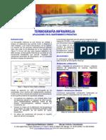 Aplicaciones de la Termografía en el Mantenimiento Predictivo