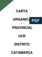 Carta OrgCatamarca