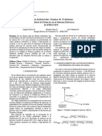 Cargas Industriales - Fuentes de Problemas de Calidad de Potencia en un Sistema Eléctrico