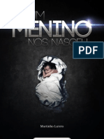 eBook Menino Nasceu Lutero