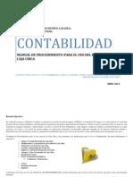 I Proyecto Contabilidad I Trimestre 2012