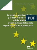 LUCHA CONTRA LA EXCLUSION Y ACTIVIDACIÓN DE RED DE SOLIDARIADAD_ANDALUCIA