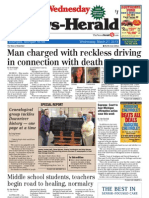News-Herald Front Page 3-27