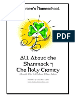 About the Shamrock & the Holy Trinity for Senior Students, by Donnette E Davis