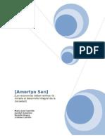 Amartya Sen Informe