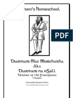 Biography of Diarmaid Mac Murchadha by Donnette E Davis