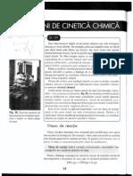 Notiuni de cinetica chimica