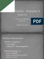 Curs 1 a - Fizica RX