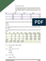 Tugas Statistik Uji Anova