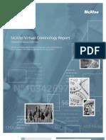 Mcafee 2008 Virtual Criminology Report