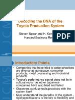 (11)Decoding Toyota's DNA Rev 1