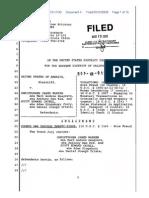 Warren/Cavell Indictment