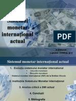 Sistemul Monetar International Actual(1)