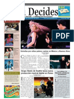 Steelo featured in Tu Decides / You Decide Bi-Lingual Newspaper