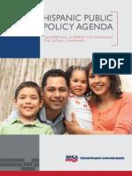 NHLA 2012 Hispanic Policy Agenda