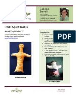 Reiki Spirit Dolls