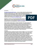 FFY2014 Dem Senate Budget Resolution - America Believes Campaign