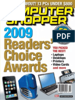 Computer Shopper Magazine - February 2009