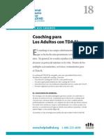 Coaching Para ADHD