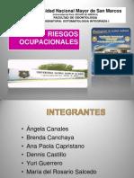 RIESGOS OCUPACIONALES 1