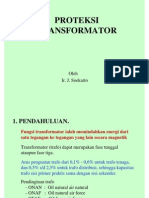 Proteksi Transformator