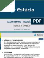002 - Algoritmos - Aula 5.1 - Revisao AV1 - Web