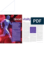 Blood Vitality and Energy