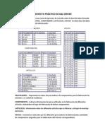 Proyecto Practico de SQL Server